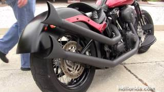9. 2008 Harley Davidson Cross Bones  - Used Motorcycles for sale