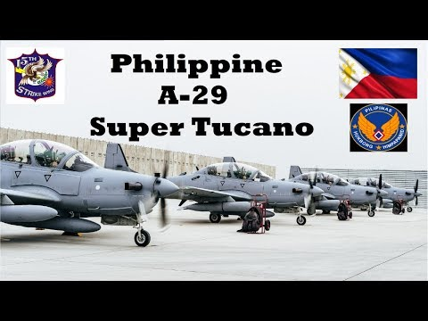 Philippine Air Force – 6 aircraft...