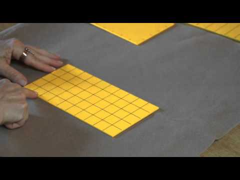 Finding The Area Of A Rectangle (montessori Geometry Demonstration)