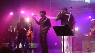 Les Freres Dejean performs live in Guyane Francaise. Trumpet/Flugelhorn: Andre Dejean (Haitian) (Too many credits to list)...