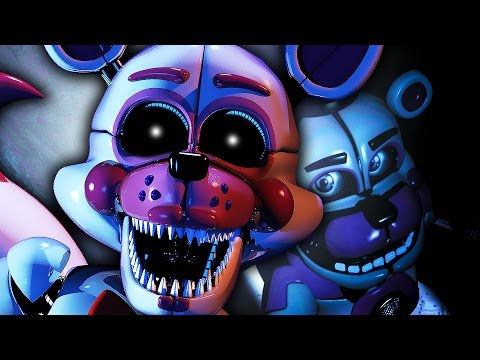 Five Nights At Freddy's: Sister Location - Custom Night - Part 3
