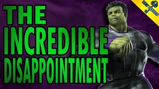 Video Professor Hulk: The Incredible Disappointment MP3, 3GP, MP4, WEBM, AVI, FLV Mei 2019