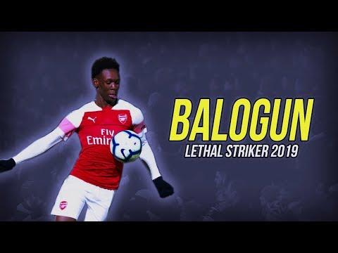 Folarin Balogun - Lethal - Incredible Goals, Skills & Assists Arsenal 2019