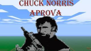 MINECRAFT: Chuck Norris + BF3 + TimeLapse Machinima =]
