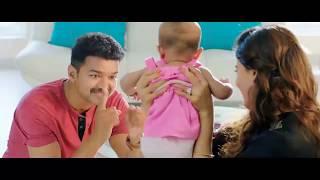 Video Theri Songs | En Jeevan Official Video Song | Vijay, Samantha | Atlee | G.V.Prakash Kumar MP3, 3GP, MP4, WEBM, AVI, FLV Agustus 2018