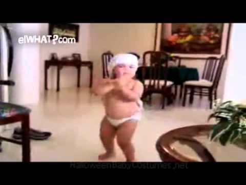 Funny Things   Funny Videos   Funniest Baby Shakira Dancing (must watch)