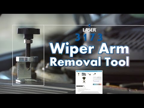 3173 | LaserTools Wiper Arm Removal Tool