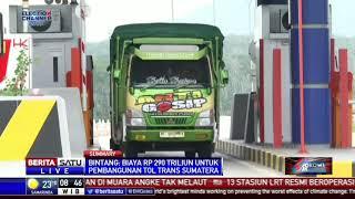 Video Jalan Tol Trans Sumatera Sepanjang 2.818 Kilometer Terus Dikebut MP3, 3GP, MP4, WEBM, AVI, FLV Oktober 2018