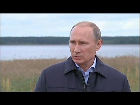 Putin'den Doğu Ukrayna için bağımsızlık iması