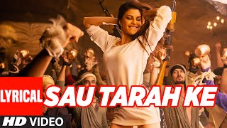 Video Sau Tarah Ke Full Song with Lyrics | Dishoom | John Abraham | Varun Dhawan | Jacqueline Fernandez MP3, 3GP, MP4, WEBM, AVI, FLV Desember 2018