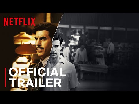 The Spy – starring Sacha Baron Cohen | Official Trailer | Netflix