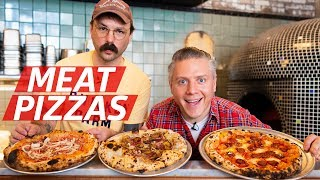 Video How Much Meat Can You Put on a Pizza? — Prime Time MP3, 3GP, MP4, WEBM, AVI, FLV Desember 2018