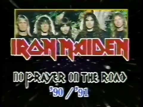 Iron Maiden - No Prayer On The Road '90-'91 Document