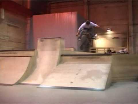 Wood Skatepark - Max Kruglov