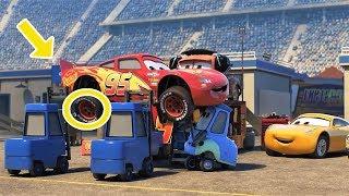Como es habitual en cada película de Pixar, se suelen incluir guiños a las anteriores cintas de la factoría,  Si ya la viste pero no te diste cuenta, aquí tienes los mensajes ocultos en Cars 3.No olvides Suscribirte: http://goo.gl/Py2EiaRedes Oficiales:Facebook  https://www.facebook.com/iLeorjuTwitter  https://twitter.com/iLeorju Google+  https://plus.google.com/+iLeorjuInstagram  http://instagram.com/iLeorjuSi te gustó el video DALE LIKE y comparte el video :DCONTACTO  NEGOCIOS: contactoileorju@gmail.comMuchas gracias por haber visto mi video, recuerda que tus likes son el motor principal para continuar con este hobbie.DISCLAIMERI do not own the anime, music, artwork or the lyrics. All rights reserved to their respective owners!!! This video is not meant to infringe any of the copyrights. This is for promote.------------------------------------------------------------------------------------------Copyright DisclaimerTitle 17, US Code (Sections 107-118 of the copyright law, Act 1976):All media in this video is used for purpose of review & commentary under terms of fair use. All footage, & images used belong to their respective companies.Fair use is a use permitted by copyright statute that might otherwise be infringing.---------------------------------------------------------------------------------------------- AVISO LEGAL No soy dueño de anime, música, obras de arte o las letras. Todos los derechos reservados a sus respectivos propietarios !!! Este vídeo no tiene la intención de infringir cualquiera de los derechos de autor. Esto es para promover.----------------------------------------------------------------------------------------------- Copyright Responsabilidad Título 17, Código de Estados Unidos (Secciones 107 a 118 de la ley de derechos de autor, la Ley de 1976):Todos los medios de comunicación en este video se usa con fines de revisión y comentarios en los términos de uso justo. Todos metraje, e imágenes pertenecen a sus respectivos propietarios.El uso jus