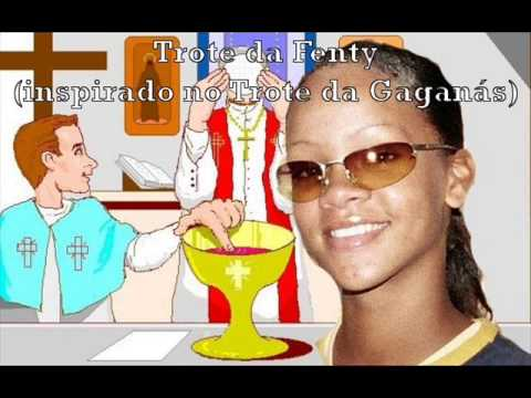 Trote da Fenty na Igreja (Google Tradutor)