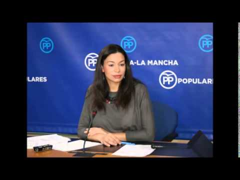 Claudia Alonso, Page y PODEMOS mucho hablan de los funcionarios pero luego votan en su contra 070416