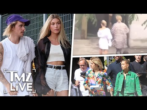 Bieber & Baldwin Married?! | TMZ Live
