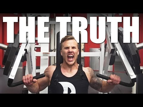 Free Weights vs Machines   The TRUTH