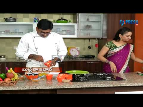 Bhutte ke Kebab recipe | Yummy Healthy Kitchen 30 October 2014 03 PM