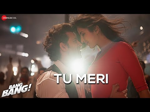 Hrithik Roshan and Katrina Kaif sizzle in Tu Meri from Bang Bang!