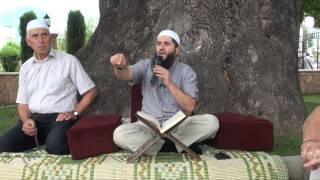 Te ne Muslimanët Namuzi (Nderi) është Kristal i pastërt - Hoxhë Muharem Ismaili