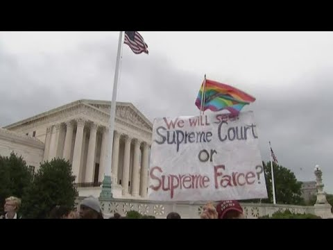 Supreme Court looking at protecting civil rights for transgender workers
