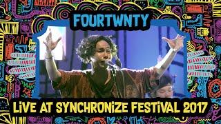 fourtwnty live at SynchronizeFest - 7 Oktober 2017