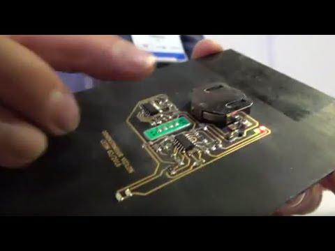 Tri-D-Innov adds electronics on plastics