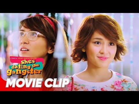 Ano ang bagong look ni Athena? | She's Dating the Gnagster | Movie Clips
