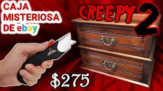 Nonton Abro Caja Misteriosa CREEPY 2 de Ebay 📦❓ | Caja Sorpresa Film Subtitle Indonesia Streaming Movie Download