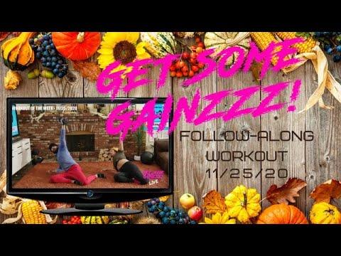 LIVE WOW - 11/25/2020: Positional Flow 3.0 | BJ Gaddour Home Follow-Along Workout