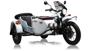 10. Ural Mir Limited Edition, there are only 20 Mir bikes made for the US market