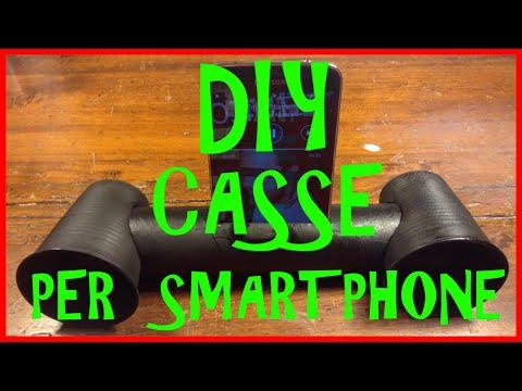 tutorial diy - casse fai da te per smartphone