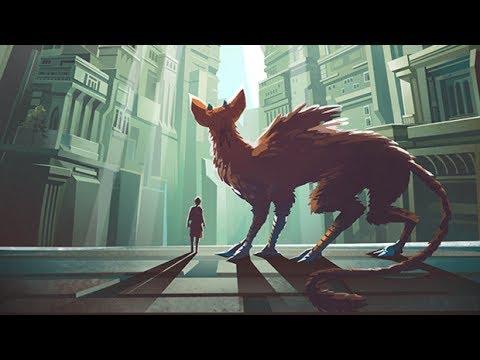 Финал игры The Last Guardian на стриме. Часть #5