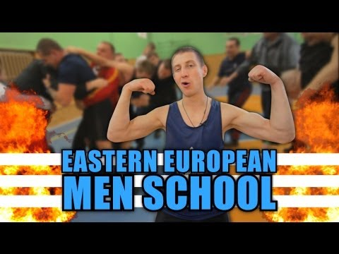 Eastern European Men School