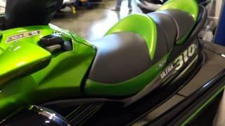 7. 2015 Kawasaki Ultra 310LX Jet Ski
