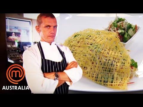 A Cook Off With Chef Martin Boetz! | MasterChef Australia | Full Season S1 EP14 | MasterChef World