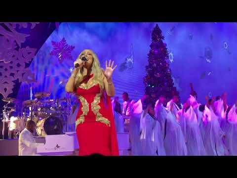 Mariah Carey - Joy to the World (December 4th 2017)