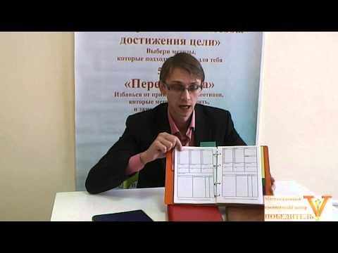 Презентация ежедневников по методике Андрея Усачёв