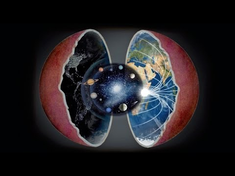 Wszyscy żyjemy w środku Ziemi!? Nagrania i dowody: Niebocentryzm