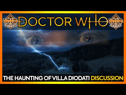 The Haunting of Villa Diodati 🏠 Discussion & Review Podcast   Doctor Who: Series 12