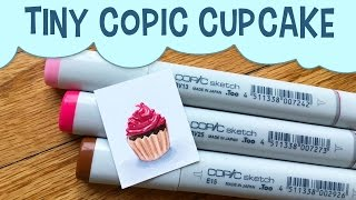 Drawing a Cupcake With Copic Sketch Markers  My cupcake copic coloring processThis week I felt like keeping it simple, so I'm drawing a cupcake with copic sketch markers! All art supplies used for this cupcake copic coloring process will be linked below. For more tiny copic marker art like this tiny cupcake drawing, check out my miniature copic marker food drawing playlist: https://www.youtube.com/playlist?list=PLDBcpqbLoA6d3z0-PVqjgpYs0h25WCUUjSubscribe to peer into a day in the life of a freelance illustrator, and share if you care! :)Last Video: https://www.youtube.com/watch?v=_li-3E1FEUEShop here: https://www.etsy.com/your/shops/pigknit/tools/listings/section:19896210------------------------------------------------------------------------------------------Art Materials Used in This Video: Paper: https://www.amazon.com/gp/product/B000J0C47S/ref=as_li_tl?ie=UTF8&camp=1789&creative=9325&creativeASIN=B000J0C47S&linkCode=as2&tag=pigknit-20&linkId=e4cd035a0224c1a0446c2703e983d794Gelly Roll gel pen in white: https://www.amazon.com/gp/product/B00CF5R57Y/ref=as_li_tl?ie=UTF8&camp=1789&creative=9325&creativeASIN=B00CF5R57Y&linkCode=as2&tag=pigknit-20&linkId=0ea5af48bd3ed91854950efe9a964c92Copic Sketch Markers: https://www.amazon.com/gp/product/B004XR96UG/ref=as_li_tl?ie=UTF8&camp=1789&creative=9325&creativeASIN=B004XR96UG&linkCode=as2&tag=pigknit-20&linkId=d65f72e9da5996590b23d41dce33b06aStaedtler Fineliner Colored Pens: https://www.amazon.com/gp/product/B00016XNT8/ref=as_li_tl?ie=UTF8&camp=1789&creative=9325&creativeASIN=B00016XNT8&linkCode=as2&tag=pigknit-20&linkId=eb166064530686264a18cc1ef2011242------------------------------------------------------------------------------------------Filming Equipment Used:Canon Powershot S110: https://www.amazon.com/gp/product/B009B0MYSQ/ref=as_li_tl?ie=UTF8&camp=1789&creative=9325&creativeASIN=B009B0MYSQ&linkCode=as2&tag=pigknit-20&linkId=61eb3228c57da1bd4d00fcc98809a720Manfrotto Mini Tripod: https://www.amazon.com/gp/product/B00GUND8XM/ref=as_li_tl?ie=UTF8&camp=1789&creative=9325&creativeASIN=B00GUND8XM&linkCode=as2&tag=pigknit-20&linkId=0606a7ba650f0ff2862dc287e3459864Blue Snowball Microphone:https://www.amazon.com/gp/product/B006DIA77E/ref=as_li_tl?ie=UTF8&camp=1789&creative=9325&creativeASIN=B006DIA77E&linkCode=as2&tag=pigknit-20&linkId=573fe459c7397c6e3b9adaa488738209OttLite Task Lamp: https://www.amazon.com/gp/product/B004Q0CUXA/ref=as_li_tl?ie=UTF8&camp=1789&creative=9325&creativeASIN=B004Q0CUXA&linkCode=as2&tag=pigknit-20&linkId=8a48246dca0974ec6a6a5c02ae22acc8------------------------------------------------------------------------------------------Background Music: https://soundcloud.com/stefanpizzo/dont-throw-that-away-background-musichttp://download1.audiohero.com/#!details?id=13436928Carefree Kevin MacLeod (incompetech.com)Licensed under Creative Commons: By Attribution 3.0 Licensehttp://creativecommons.org/licenses/by/3.0/------------------------------------------------------------------------------------------Etsy:  https://www.etsy.com/shop/pigknitwww.pigknit.comFacebook: https://www.facebook.com/pigknit/Twitter: https://twitter.com/pigknitTumblr: https://www.tumblr.com/blog/pigknitInstagram: @pigknitSnapchat: PigknitThanks for watching!