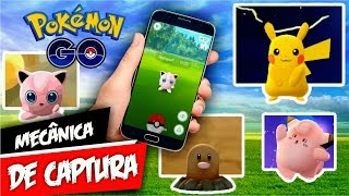 Pokémon GO Mecânica Captura, Pokestops, Sun & Moon by Pokémon GO Gameplay