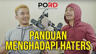 Video PANDUAN MENGHADAPI HATERS (FT. UUS) MP3, 3GP, MP4, WEBM, AVI, FLV Juli 2019