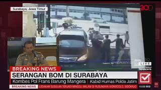 Video 4 Polisi dan 6 Warga Terluka karena Bom Mapolrestabes Surabaya MP3, 3GP, MP4, WEBM, AVI, FLV Mei 2018