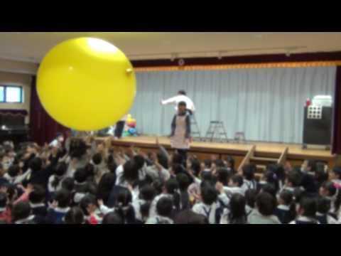 厚木のぞみ幼稚園のお楽しみ会に出演させて頂きました。 ? 神奈川県厚木市 ?