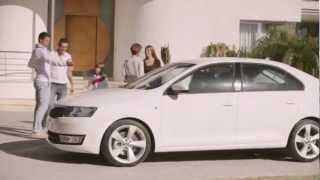 Skoda Rapid - TV Commercial