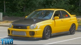 Bugeye WRX Review!-JDM 2.0 Super Sonic Bugeye! by That Dude in Blue