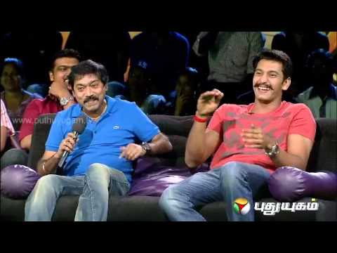 Manam Thirumbuthe - With Actor Arulnithi - Part 3